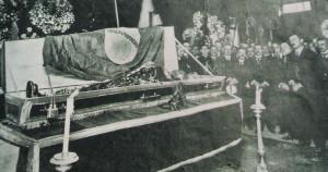 Funeral de Delfim Moreira